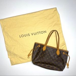Louis Vuitton Neverfull PM with dustbag